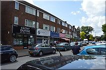 TQ0487 : Shops, Denham by N Chadwick
