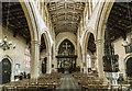 SK9153 : Interior, St Helen's church, Brant Broughton by J.Hannan-Briggs