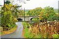 NY6754 : Thinhope Viaduct by Tiger
