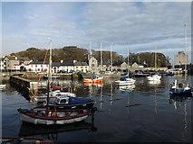 SC2667 : Castletown Harbour by Richard Hoare
