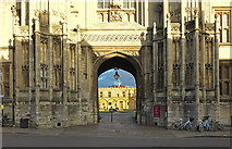 SP5105 : Christ Church College entrance, Oxford by Dylan Moore