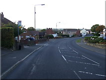 SK3750 : Bus stop on Ripley Road (B6374), Heage by JThomas