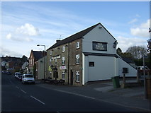 SK3750 : The Eagle Tavern, Heage by JThomas