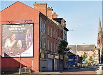 J3375 : Nos 22-36 Clifton Street, Belfast - November 2015(1) by Albert Bridge