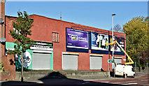J3374 : Carrick Hill, Belfast (November 2015) by Albert Bridge
