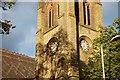 SJ8594 : Church of the Holy Innocents:  The Clock by Bob Harvey