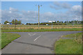NY5618 : Road junction north of Southfield by Nigel Brown