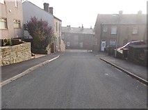 SE0339 : Apsley Street - looking towards Keighley Road by Betty Longbottom