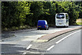 TG1609 : Layby on the Norwich Bypass (A47) by David Dixon
