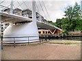 TG2307 : Novi Sad Friendship Bridge by David Dixon