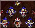 SK7883 : East window detail, Sturton le Steeple church by J.Hannan-Briggs