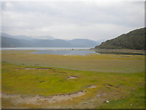 SH6214 : Mawddach estuary near Morfa Mawddach (3) by Richard Vince