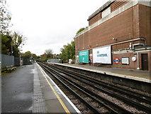 TQ1585 : Sudbury Hill Underground station by Marathon