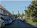 SP0388 : Woodland Street by planetearthisblue