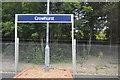 TQ7612 : Crowhurst Station by N Chadwick