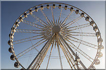 TQ3103 : The Brighton Wheel, Madeira Drive, Brighton, East Sussex by Christine Matthews