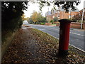 TM1645 : Henley Road & 77 Henley Road George V Postbox by Adrian Cable