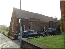 TM1645 : Chapel to Ipswich School by Adrian Cable