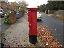 TM1645 : Park Road George V Postbox by Adrian Cable