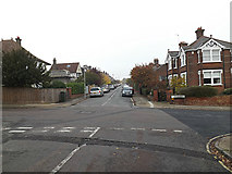 TM1645 : Constable Road, Ipswich by Adrian Cable