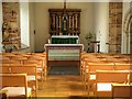 TG2308 : St Julian's Church (Nave) by David Dixon