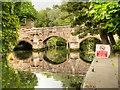 TG2308 : Norwich, Bishop Bridge by David Dixon