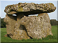 ST1072 : St.Lythans burial chamber by Alan Hughes