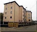 SO2801 : Ty Llwyd flats, Pontypool by Jaggery