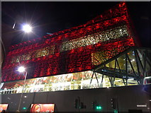 SK5804 : John Lewis store in Leicester by Mat Fascione