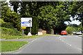 TG2512 : A1151, Wroxham Road by David Dixon
