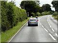TG2815 : Wroxham Road near Rackheath by David Dixon