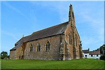 SO6387 : All Saints Church, Neenton by Philip Pankhurst