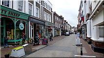 TQ4210 : Cliffe High Street, 2 by Jonathan Billinger