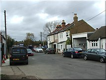 TQ4667 : Sanderstead Road, Orpington by Chris Whippet