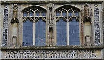 TM1273 : Yaxley: St. Mary's Church: The first floor parvise chamber above the north porch by Michael Garlick