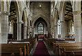 SK9654 : Interior, St Chad's church, Welbourn by Julian P Guffogg