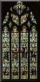 SK9654 : East Window, St Chad's church, Welbourn by Julian P Guffogg