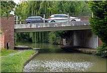 SP6165 : Long Buckby Bridge No 13 by Mat Fascione