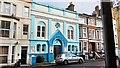 TQ8109 : Friends' Meeting House, South Terrace, Hastings by PAUL FARMER