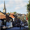 SO6024 : Gloucester Road, Ross-on-Wye by Jonathan Billinger