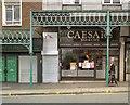 SJ9495 : Caesars Bar and Café by Gerald England