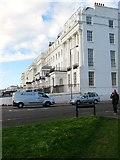 TQ3303 : Arundel Terrace, Kemp Town, Brighton by Simon Carey