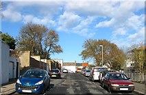 TQ3303 : Bristol Place, Kemp Town, Brighton by Simon Carey