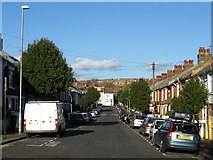 TQ3303 : Bennett Road, Kemp Town, Brighton by Simon Carey