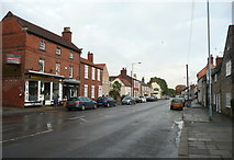 SK5993 : Sunderland Street, Tickhill by Humphrey Bolton