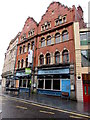 ST3188 : Former Page premises to let (or may sell), High Street, Newport by Jaggery