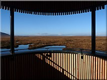 NC8842 : View from the Flows Lookout Tower, RSPB Forsinard, Sutherland by Claire Pegrum
