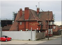 TA1031 : The Ship Inn, Ann Watson Street by Jonathan Thacker