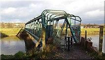 SD8100 : Jubilee Bridge, Salford by Bradley Horrocks