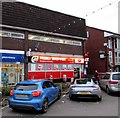 SJ7407 : Family Shopper and post office, Shifnal by Jaggery